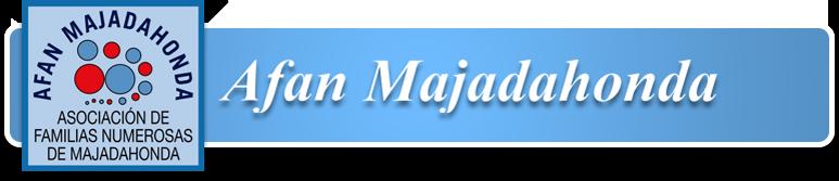 Afan Majadahonda - Asociacion de Familias Numerosas de Majadahonda